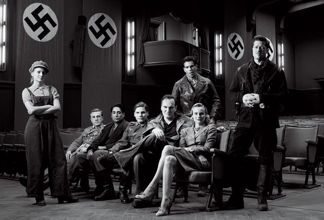 Inglourious Basterds | The Writer Side of Life