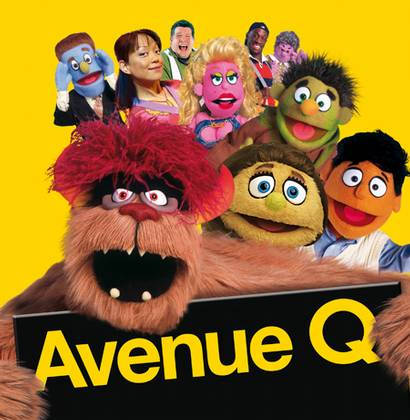 Avenue Q The Writer Side Of Life